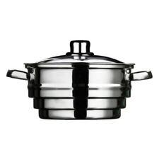 Premier Housewares Stainless Steel Steamers Pans