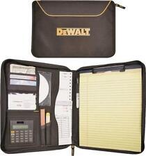 New Dewalt Dg5140 Pro Contractors Business Portfolio With Built In Calculator