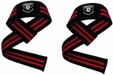Weightlifting Wrist Straps From Powerlift - Powerlifting, Bodybuilding, Crossfit
