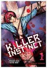 manga Killer Instinct Tome 1 Seinen AIDA Keito YAZU Miscio Tonkam Horreur VF
