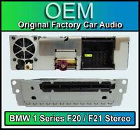 BMW 1 Series F20 F21 CD Player car stereo, BMW Professional radio Entry Basis