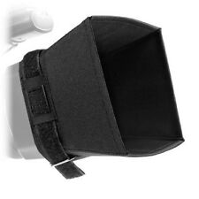 New PO8 Lens Hood designed for Sony DSR-PD150P and Sony DSR-PD170P