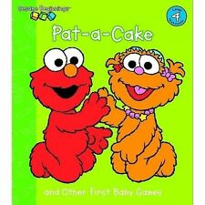 Pat-A-Cake and Other First Baby Games (Sesame Street) (Sesame Beginnings Level 4