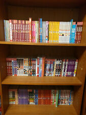 Manga *pick & choose* over 500 volumes! All genres,yaoi, Rayearth, Battle Royale