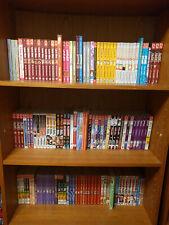 Manga *pick & choose* over 300 volumes! All genres,yaoi, Rayearth, Naruto