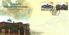 Malaysia 2001 Federal Territory of Putrajaya ~ FDC