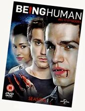 Being Human (US) Complete First Series 1 Season 1 New & Sealed