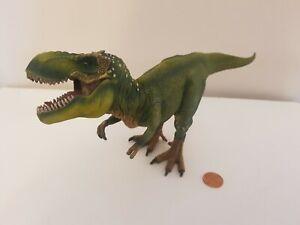 Schleich Tyrannosaurus Rex Dinosaur Figure, #14525, 11 Inches, Combine, Papo,ELC