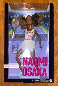 Barbie Signature Role Model Naomi Osaka Barbie Doll Mattel Creations New In Hand