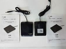 LECTOR DE TARJETAS POR CONTACTO USB LOGO ASK RDR608-I