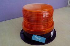 DC12V/60V Car Bus Beacon Strobe Emergency Warning Police LED Flash Light Lamp xp