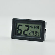 Digital LCD Pocket Embedded Hygrometer Thermometer Temp Humidity Weather Meter