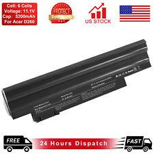 Battery for Acer Aspire One 360 (D260) 522 722 D270 AOD255-257 AL10A31 AL10G31