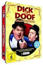 22 Stunden DICK & DOOF Laurel und Hardy GIGANTENBOX Limited DVD METALLBOX  Neu