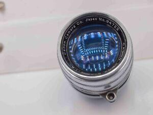 Canon 50mm F1.8 M39 Mount Rangefinder Prime Lens *Read*