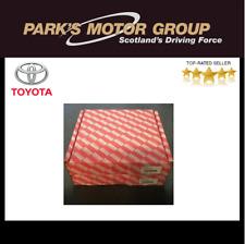 Genuine Toyota Auris Hybrid 2012-2015 Front Brake Discs - 43512-02330 ***