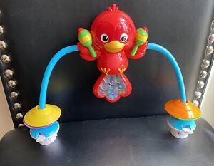 Baby Einstein Neighborhood Symphony Jumper Red Bird Rattle Toy Replacement Part