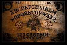 Ouija Board - Burnt Design from OccultBoards & Planchette (Free Shipping)
