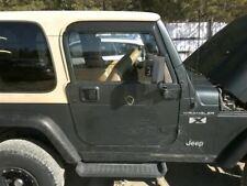 W//HARDWARE NEW JEEP CJ /& WRANGLER DOOR STOP BRACKET PINS S//S SOLD IN PAIRS 2