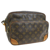 LOUIS VUITTON NILE CROSS BODY SHOULDER BAG PURSE MONOGRAM SR1002 M45244 33608