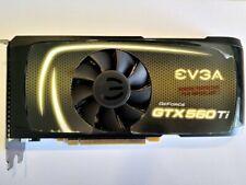 Carte graphique NVIDIA EVGA GeForce GTX 560 TI 1 Go FPB 1024 MB
