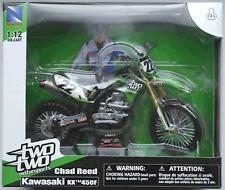 NewRay - Kawasaki KX450F 2015 TwoTwo Motorsports / Chad Reed 1:12 Neu/OVP