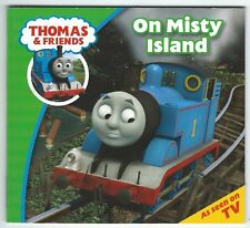 Thomas & Friends On Misty Island 2012 Paperback Edition TV Tie-In G+ Condition