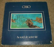 Au Nord De Notre Vie Cano~1977 Canadian Folk Rock~VG++ Vinyl~FAST SHIPPING!!!
