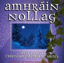 Amhrain Nollag - Christmas Songs in Gaelige and in English  *** BRAND NEW CD ***