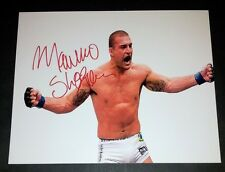 "MAURICIO ""SHOGUN"" RUA PP SIGNED 10""X8"" PHOTO REPRO UFC MMA"