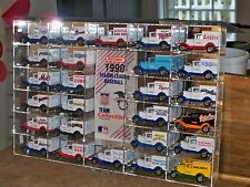 Matchbox 1990 MLB Team Trucks in Display Case-W/Boxes 26 In All/MINT