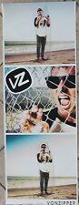 "New... Better than your average poster VON ZIPPER Sunglasses ""Taj Burrow"" Cletus"