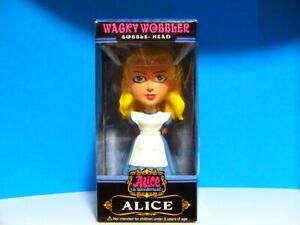 Funko Wacky Wobbler Alice  2010  Alice In Wonderland Vintage MIB rare