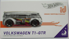Series 1 Hot Wheels Volkswagen T1 -Gtr Id Car. Hard To Find