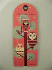Franklin Mill Ltd Family Tree Owl Bookjig Bookmark Gift NEW