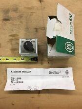 Klockner Moeller Surface Mounting-cam Switch, Mod: TO-1-3711.6L/IVS