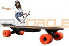 JCB H4 electric skateboard with super quiet hub-motor & ergonomic remote control