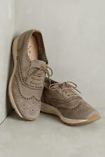 Anthropologie by KMB Women's Nadine Cutout Sneakers Euro Size 40 New !!
