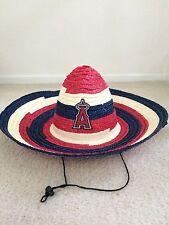 Los Angeles Angels Baseball Angels Sombrero Hat 5/5/2015- SGA - New