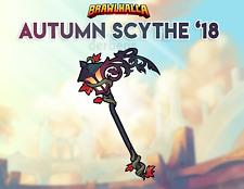 Brawlhalla - Autumn Scythe - All Platforms