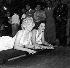 8x10 Print Marilyn Monroe Jane Russell Grauman's Chinese Theatre #2253