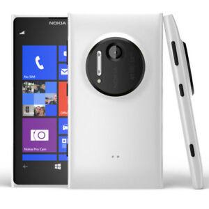 "Original Nokia Lumia 1020 4.5"" 4G LTE Wifi NFC 32GB 41MP Windows Unlocked Phone"