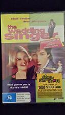 1998 The Wedding Singer DVD (Clayton Melb)