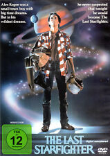 The last Starfighter , original Wendecover ,uncut , DVD ,digital remastered ,new