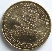 JETON MDP LE PETIT TRAIN TOURISTIQUE AUBE 2008°