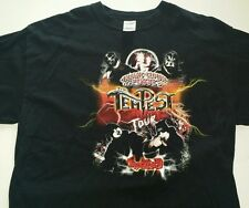 Insane Clown Posse Twiztid Tempest Tour Shirt Mens XL Juggalo Rap Rock Detroit