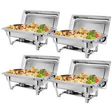 Chafing Dish Warmhaltebehälter Speisewärmer Warmhaltegerät Buffetwärmer Buffet