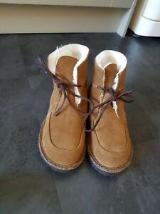 Birkenstock Bakki Boots Size 5