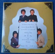 THE IDLE RACE THE BIRTHDAY PARTY LTD GOLD VINYL LP NEW AND SEALED