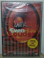LATER - EVEN LOUDER - GREEN DAY - MUSE - CURE - METALLICA - DVD
